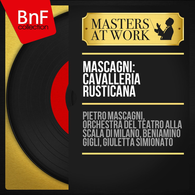 Cavalleria rusticana, Siciliana: