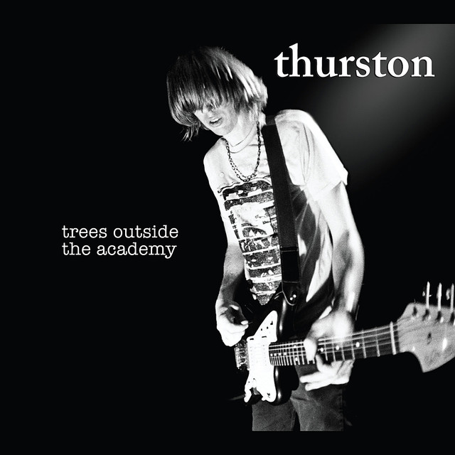 Album cover for Trees Outside the Academy by Thurston Moore