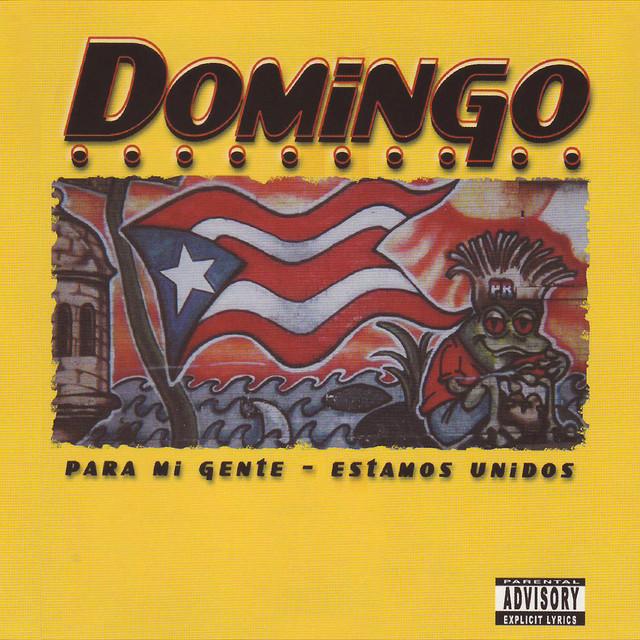 Domingo Para Mi Gente - Estamos Unidos album cover