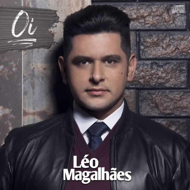 Album cover for Oi by Léo Magalhães