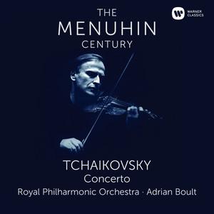 Tchaikovsky: Violin Concerto Albümü