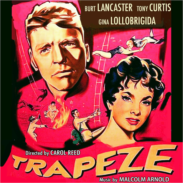 Trapeze (Original Movie Soundtrack)
