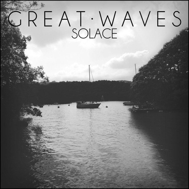 Album cover for Solace by Great Waves