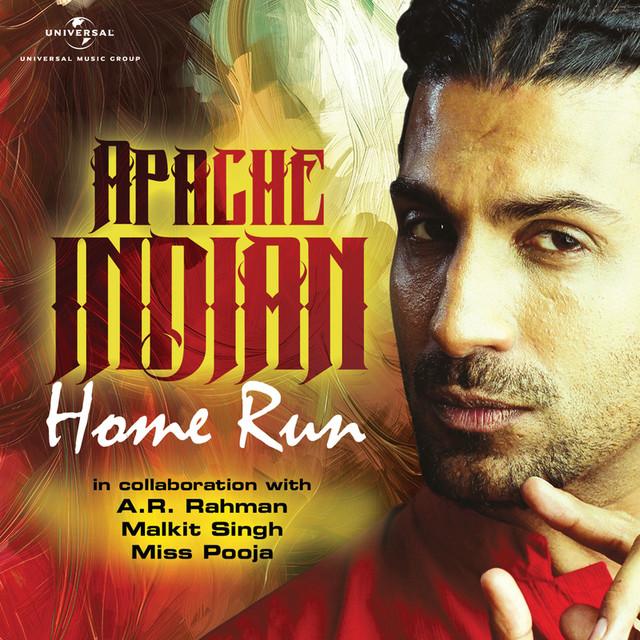 Apache Indian Home Run album cover