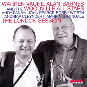 Warren Vaché, Alan Barnes, The Woodville All-stars You'd Be so Nice to Come Home To cover