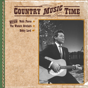 Webb Pierce More and More cover