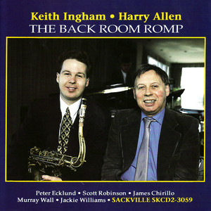 The Back Room Romp album