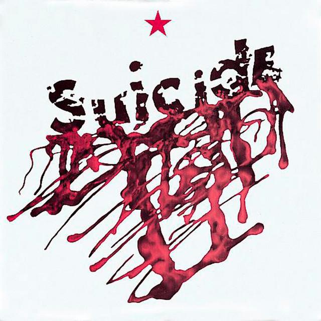 Suicide Suicide album cover
