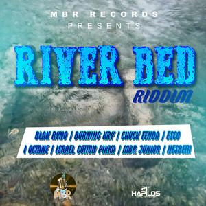 River Bed Riddim Albumcover