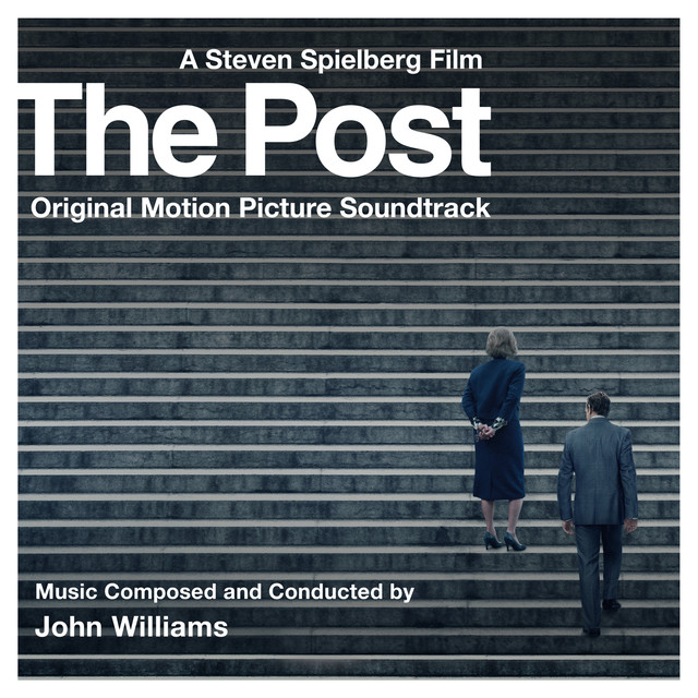 Album cover for The Post (Original Motion Picture Soundtrack) by John Williams