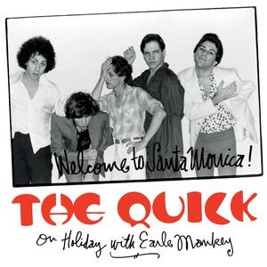 Album cover for Mondo Deco by The Quick