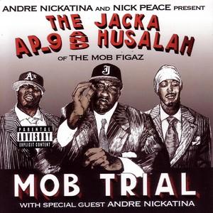 Mob Trial Albumcover
