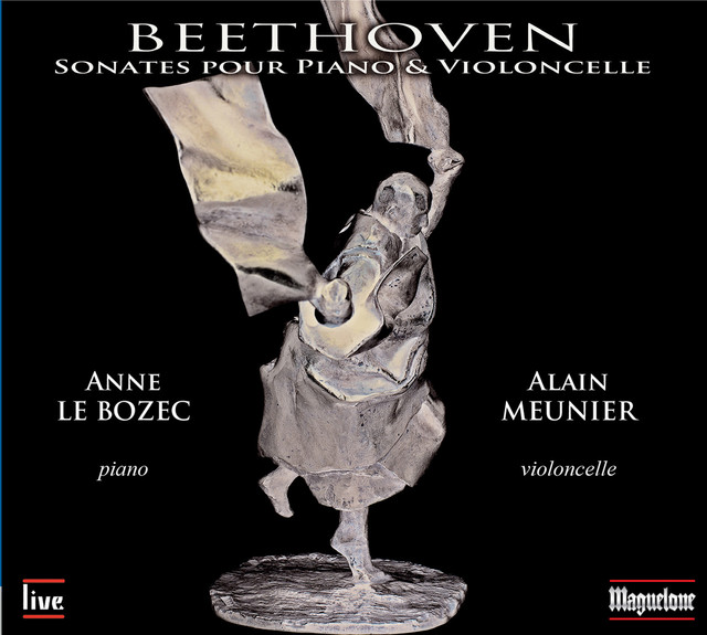 Beethoven: Cello Sonatas Albumcover