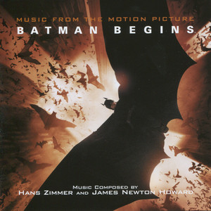 Batman Begins - Original Soundtrack Albumcover