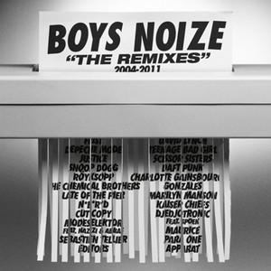 The Remixes 2004-2011 Albümü