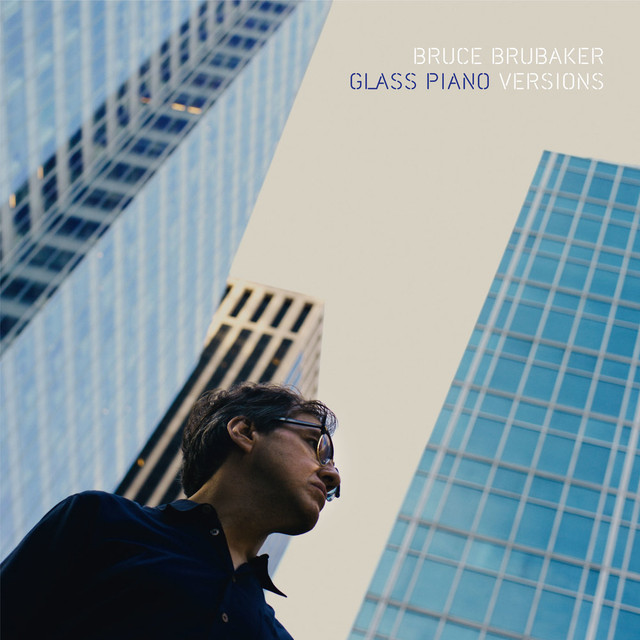 Glass Piano Versions Albumcover