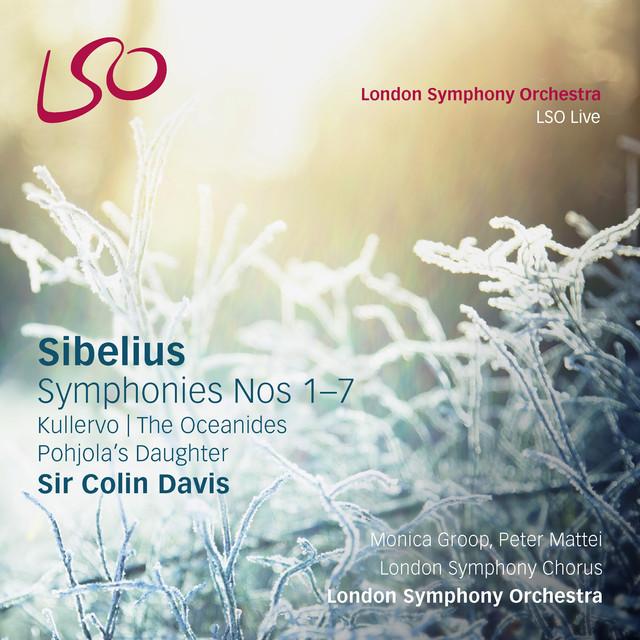 Sibelius: Symphonies Nos 1 - 7 Kullervo / Pohjola's Daughter / The Oceanides