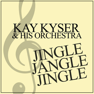 Kay Kyser, Harry Babbitt Jingle, Jangle, Jingle cover