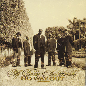 No Way Out Albumcover