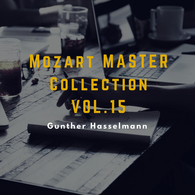 Mozart Master Collection, Vol. 15
