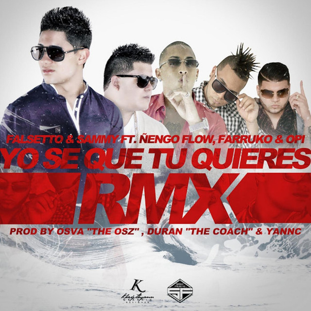 Yo Se Que Tu Quieres (Remix) [feat. Ñengo Flow, Farruko & Opi]