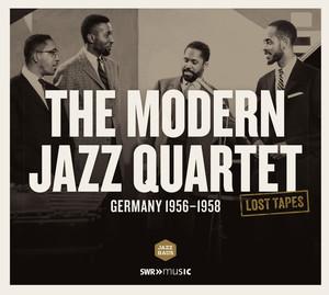 Lost Tapes: The Modern Jazz Quartet album