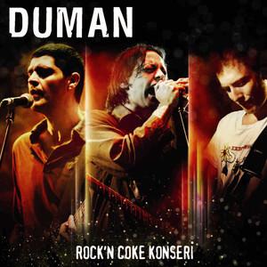 Rock'n Coke Konseri (Live) Albümü