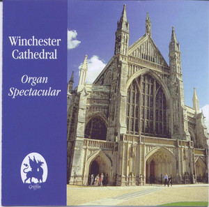 Winchester Cathedral Organ Spectacular album