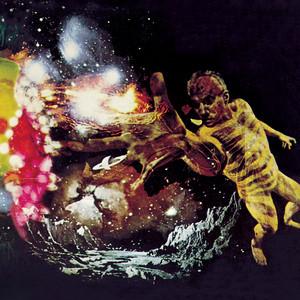 Santana (III) Albumcover
