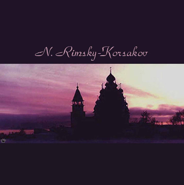 Rimsky-Korsakov: Orchestral Works Albumcover