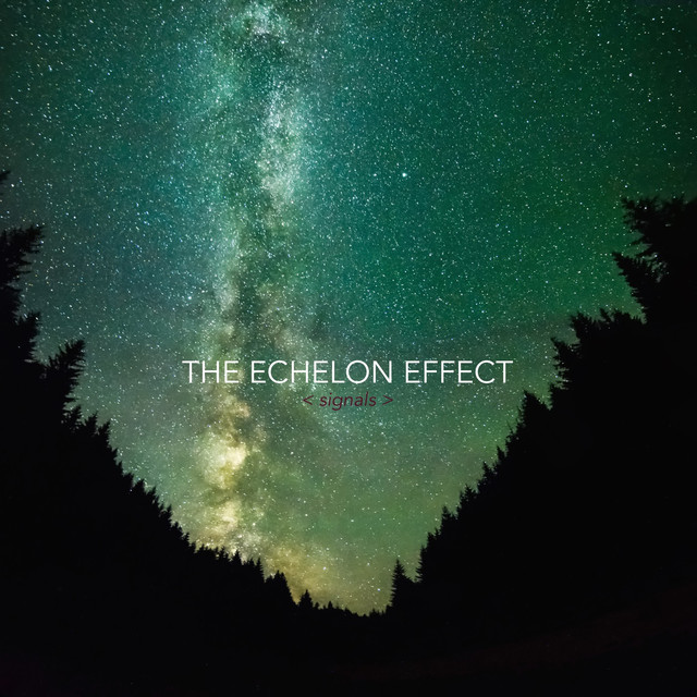 Album cover for Signals by The Echelon Effect