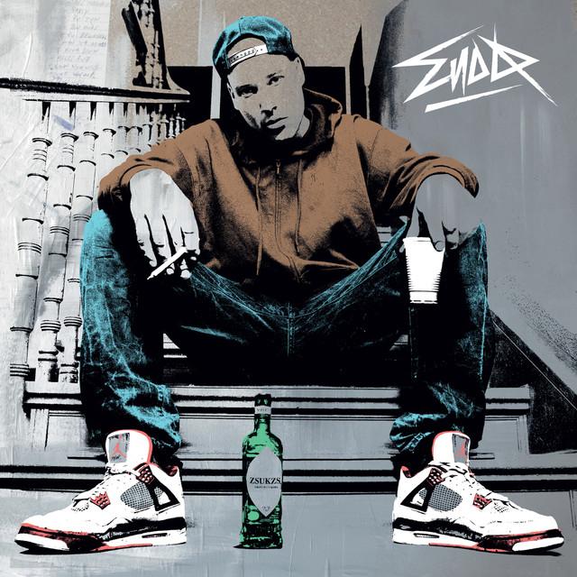 Album cover for Zu schön um klar zu sein by Enoq