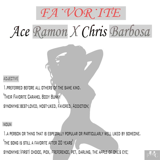 Favorite by Ace Ramon on Spotify
