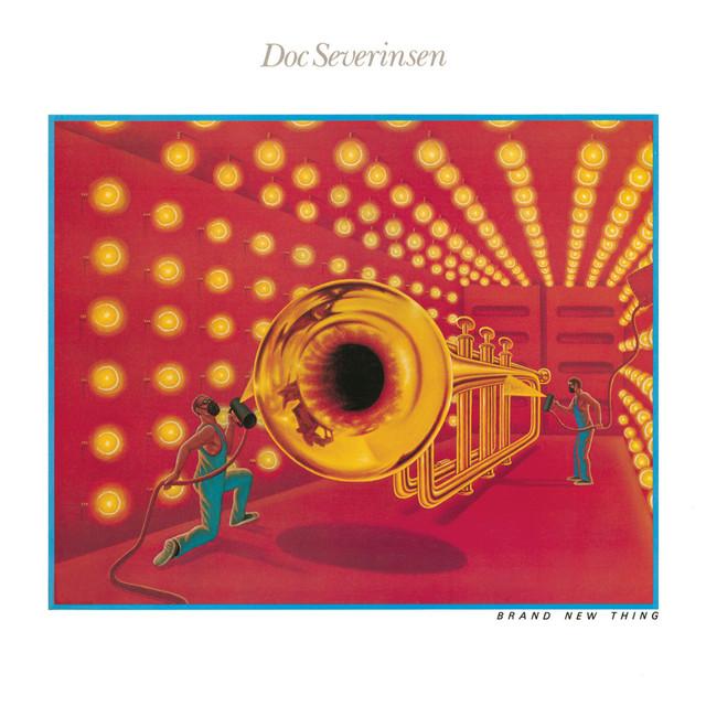 Doc Severinsen Brand New Thing album cover