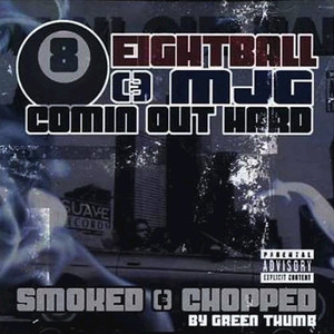 Comin' Out Hard (Smoked & Chopped) album