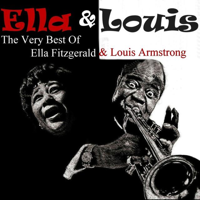 ELLA & LOUIS The Very Best Of Ella Fitzgerald & Louis
