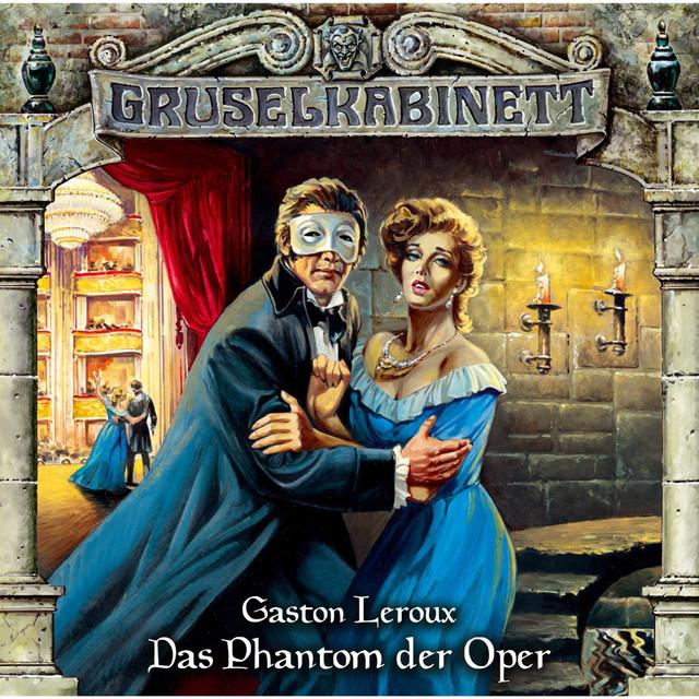 Folge 4: Das Phantom der Oper Cover