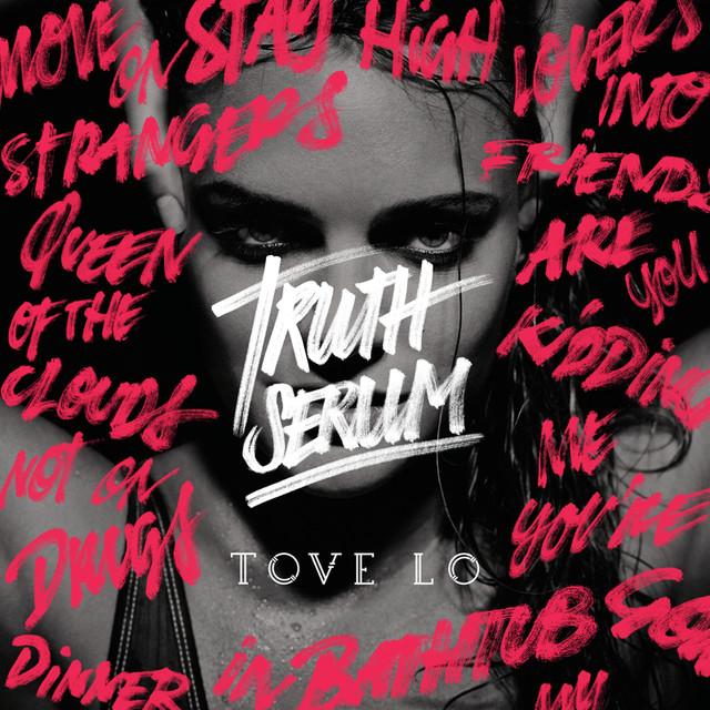 Skivomslag för Tove Lo: Truth Serum
