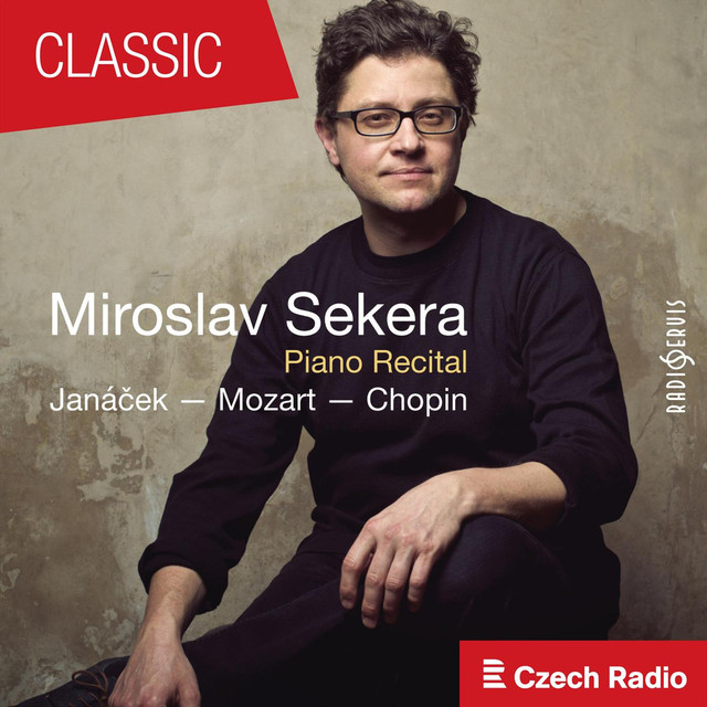 Piano Recital: Miroslav Sekera (Janáček, Mozart, Chopin)