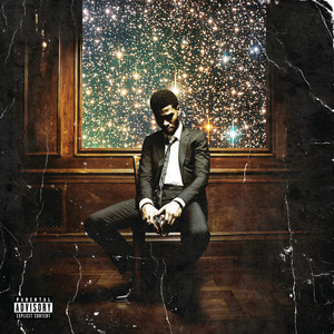 Kid Cudi GHOST! cover
