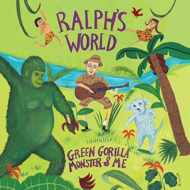 Green Gorilla, Monster, & Me by Ralph's World