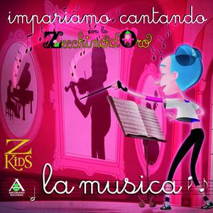 Impariamo cantando con lo Zecchino D'Oro la MUSICA Albumcover