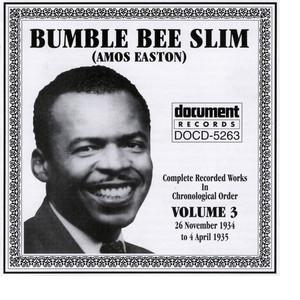 Bumble Bee Slim Vol. 3 1934-1935 album