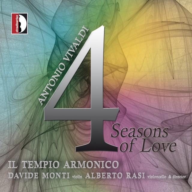 Il Tempio Armonico: Antonio Vivaldi: 4 Seasons of Love Albumcover