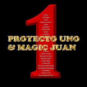 Magic Juan, Eddy Herrera La última vez cover