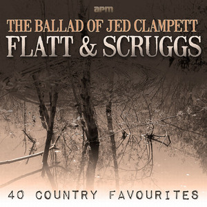 The Ballad of Jed Clampett - 40 Country Favourites album