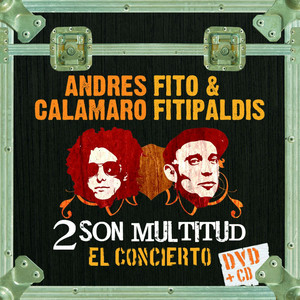 Andrés Calamaro, Fito & Fitipaldis Me arde cover
