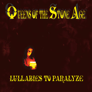 Lullabies To Paralyze Albumcover