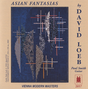 Asian Fantasias by David Loeb album