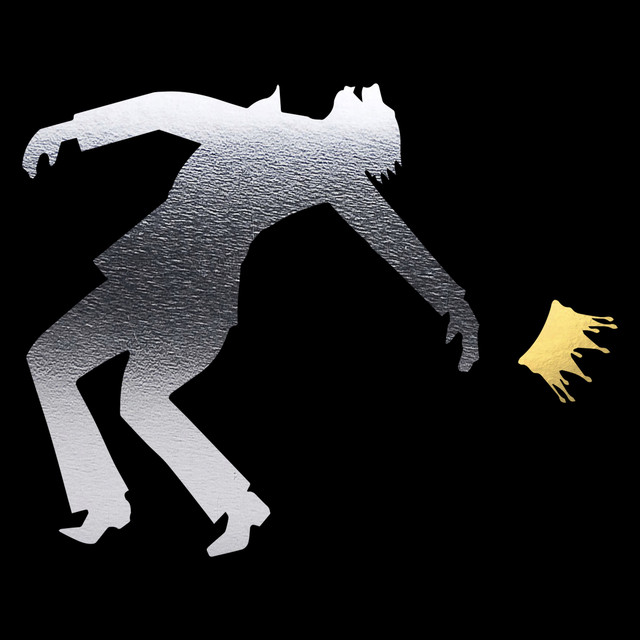 Album cover for The Mountain Has Fallen by DJ Shadow
